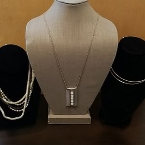 Jewelry - NEW 3 for the price of 1 ..Necklaces